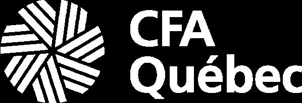 Logo de CFA Québec